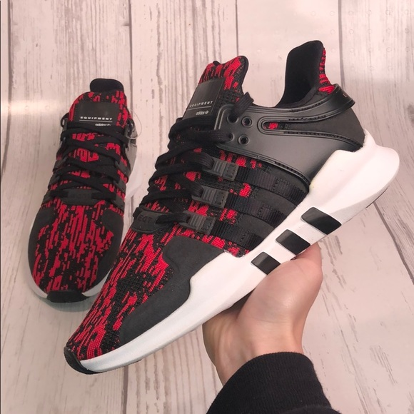 Adidas Eqt Support Adv Shoes Vivid Red